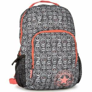 Converse coral, gray, skull back pack